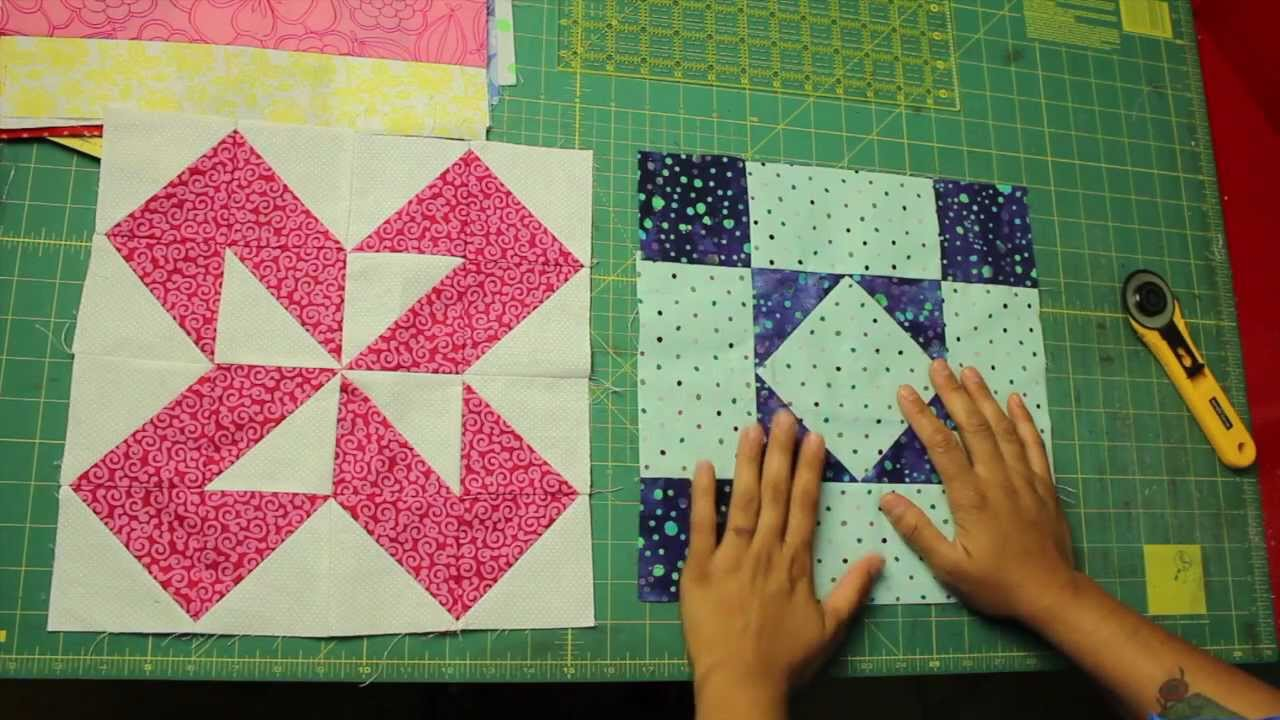 7 Easy Quilt Patterns For Beginners